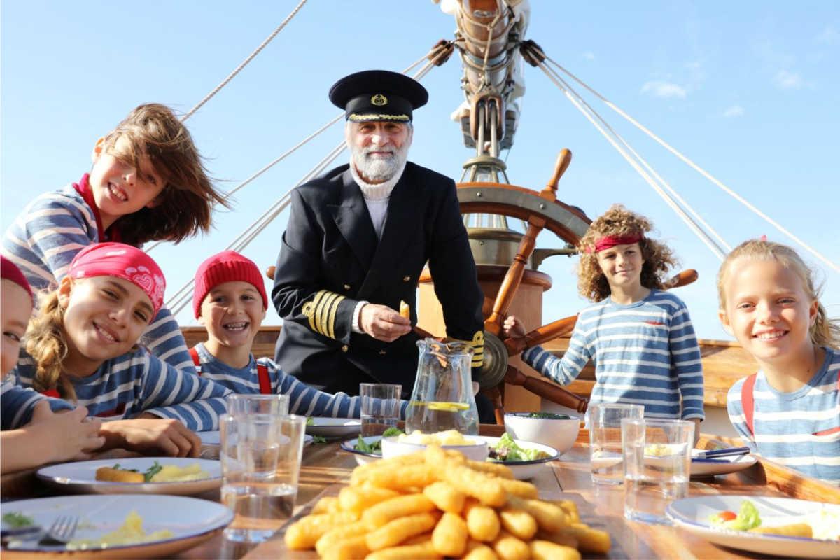 Capitán Iglo y sus Piratas a Bordo 01