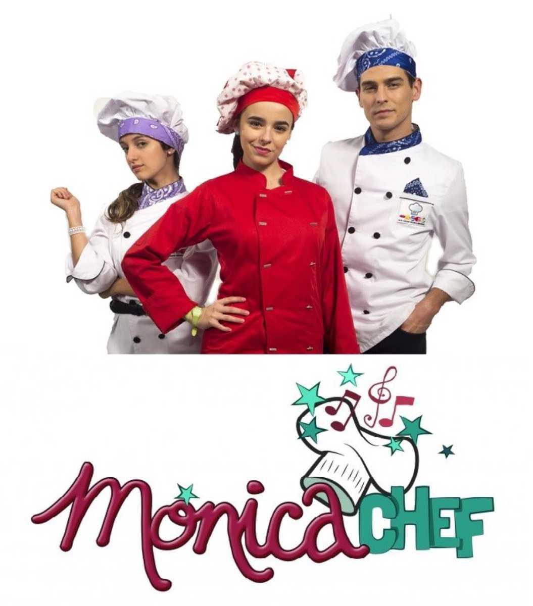 Serie Mónica Chef 01