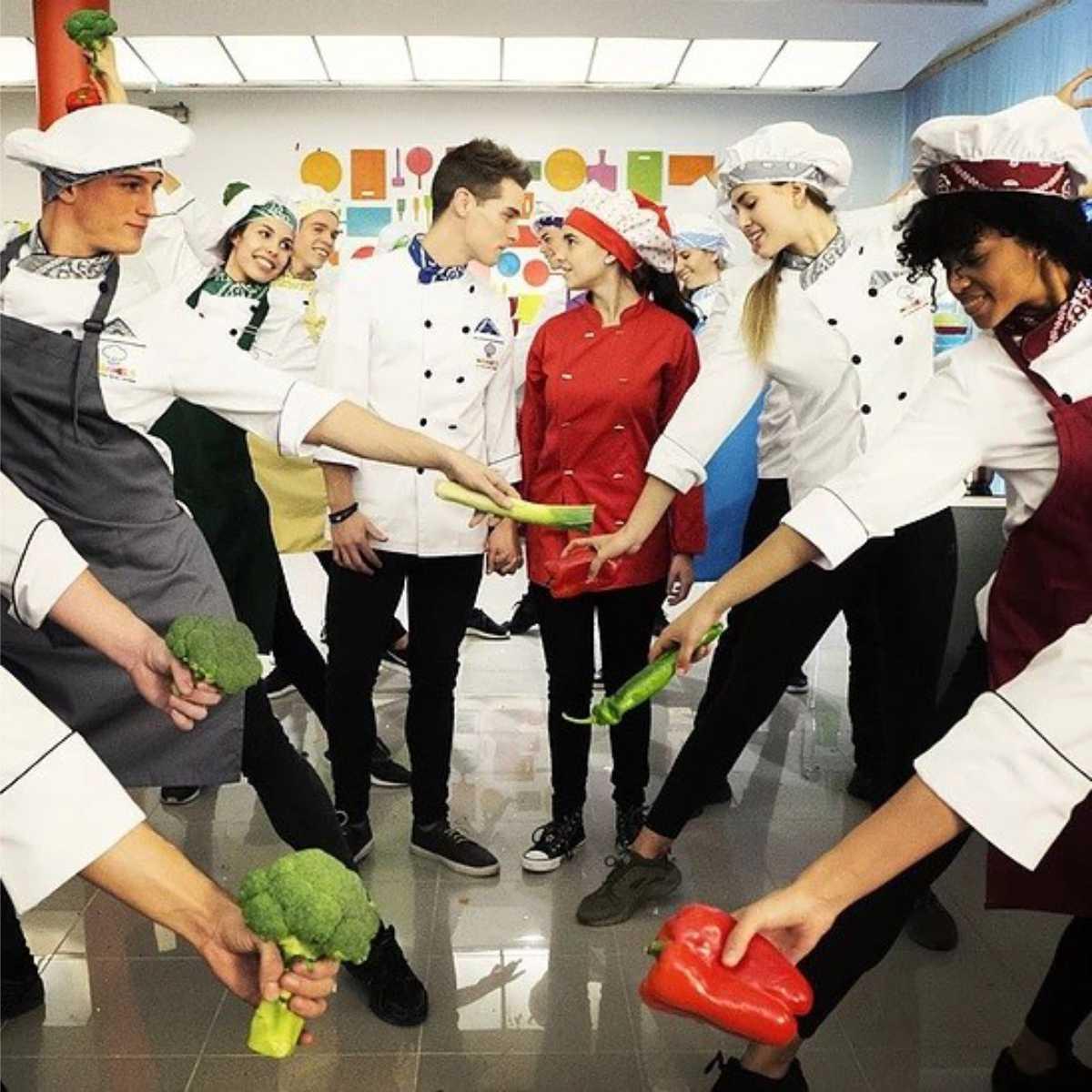 Serie Mónica Chef 03