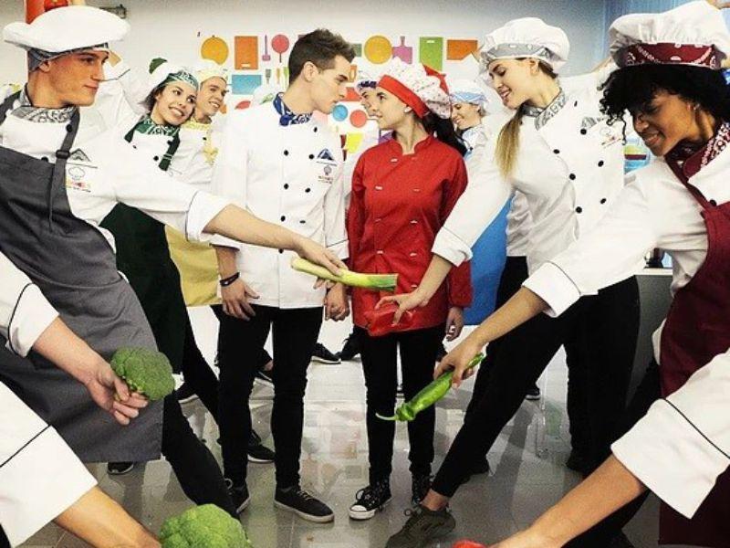 Serie Mónica Chef Destacada