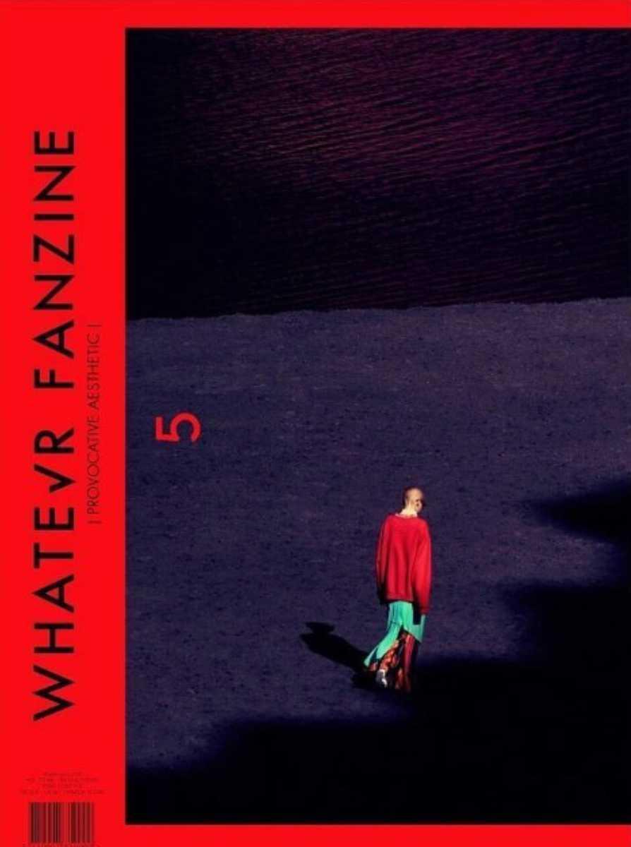 Whatevr Fanzine 01